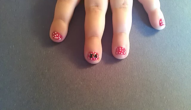 Mickey mouse bluebrainreviews nail art polish beauty tips for women 271 prinsesfo Choice Image