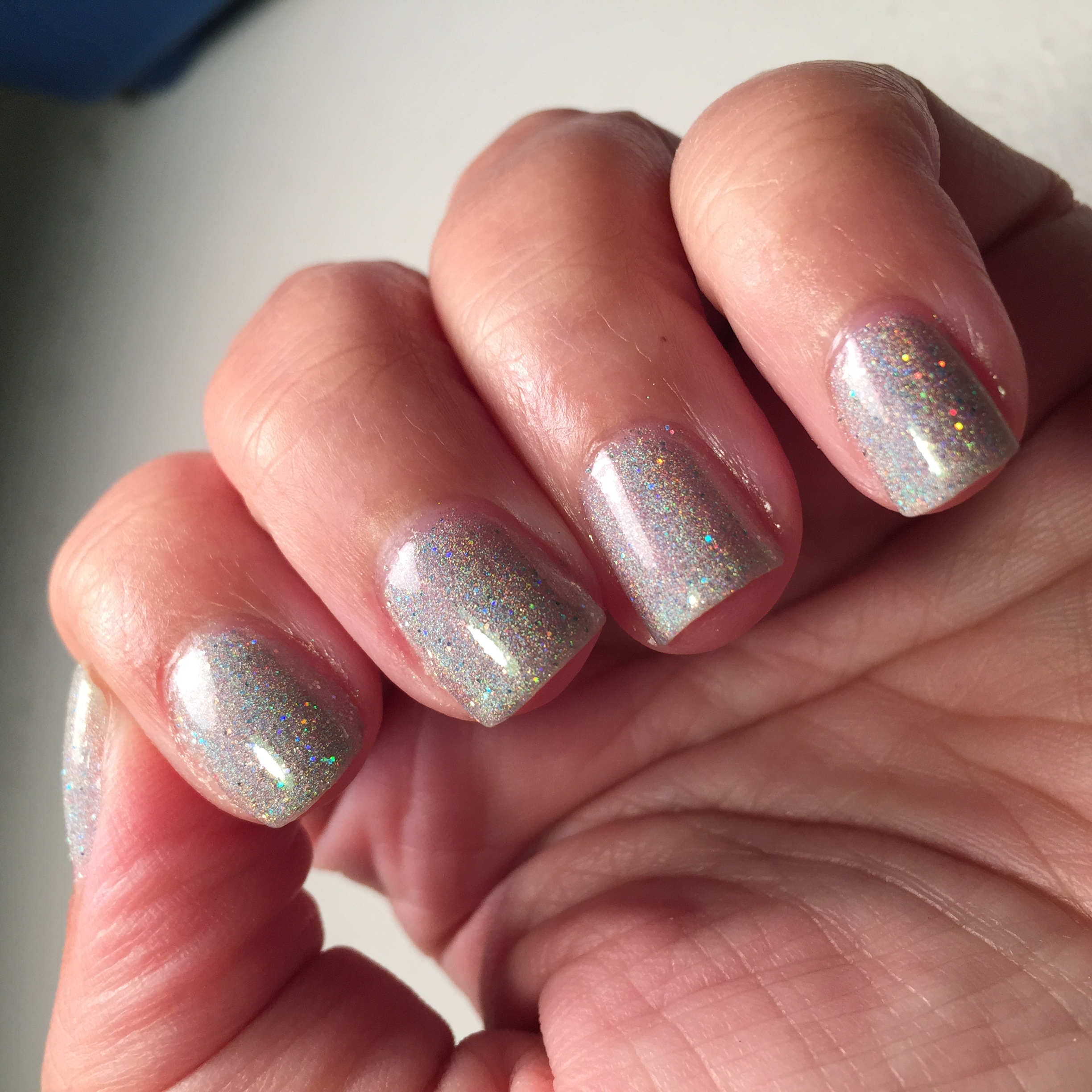 Beauty Tips for Women: Mermaid Mondays and Orly Mirrorball swatch ...