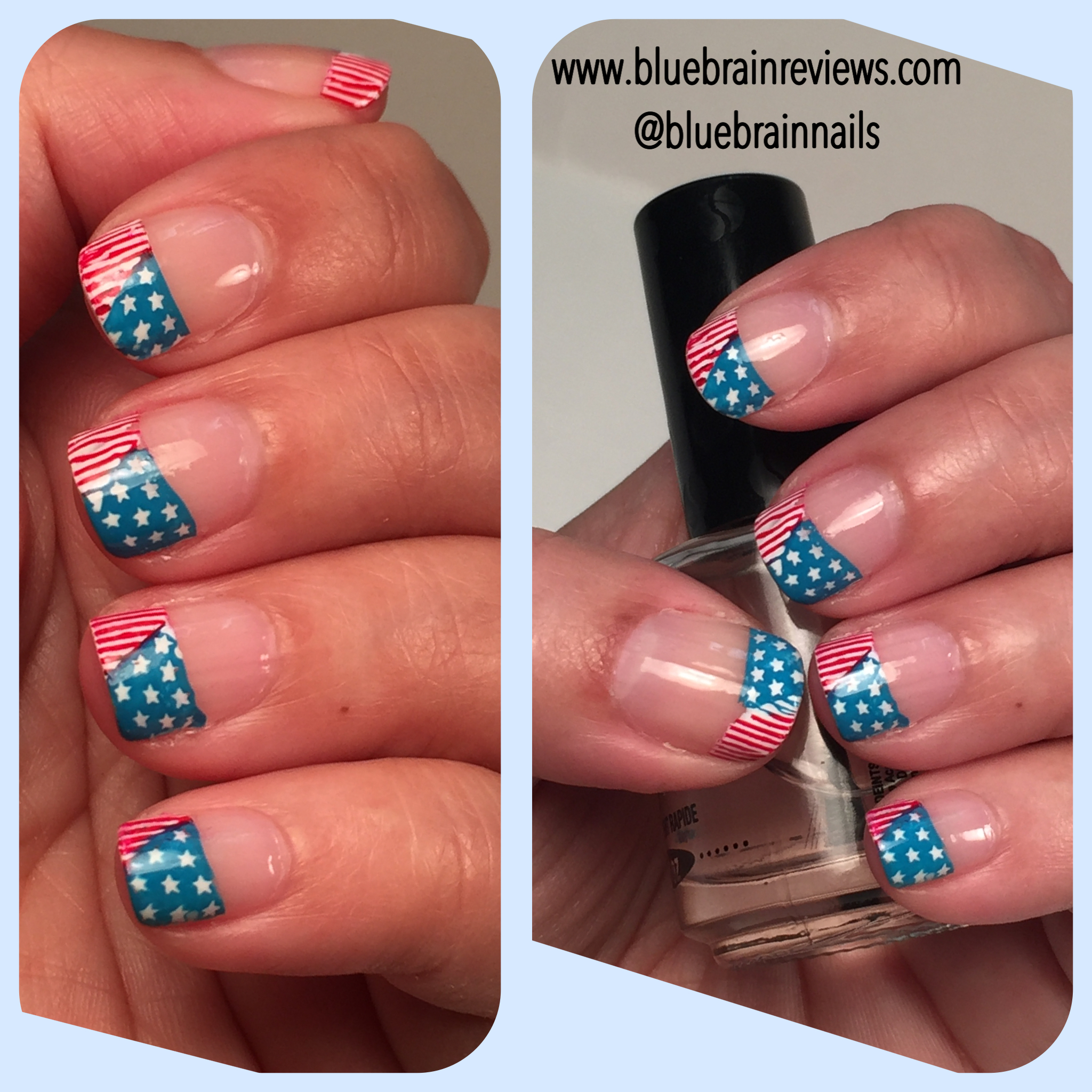 Beauty Tips For Women Memorial Day Manicure Bluebrainreviews